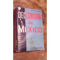 Declamador De México , Año 1973 , Ramirez Ayala