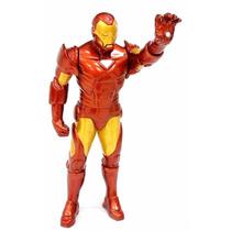 Boneco Homem De Ferro 51 Cm Articulado Premium Marvel Mimo