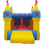 Castillo Inflable Medieval Ideal Uso Familiar