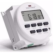 Timer Temporizador Digital Nano 12v - Original Sinotimer