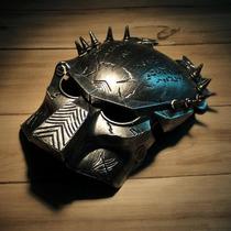 Mascara Predator Plastico Duro Depredador Coleccion Comic
