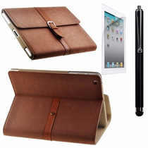 Elegante Funda Hebilla Ipad Apple Air 2, Ipad 6 12 Msi Air2