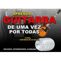 Video Aulas De Guitarra Frete Grátis