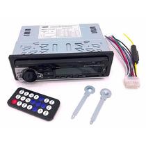 Auto Radio Mp3 Usb Sd Aux Fm Bluetooth Pendrive Dc-520b