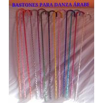Bastones Para Danza Arabe