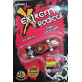 Skate Dedo Caveira Fogo Fingerboard Kit Reparo Dtc Barato