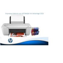 Multifuncional Hp 1515 Con Sistema De Tinta Somos Tienda
