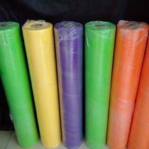 Rollo De Sabana Desechable 100 Mts 90cms Colores Varios