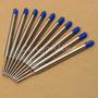 Refil Carga Caneta Esferográfica - Azul - Muitos Modelos