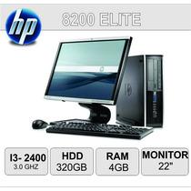 Super Remate Core I3 Baratas 4gb 320hdd Monitor 22