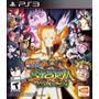 Naruto Uns Revolution (8 Gb) Digital Ps3, 100% Original