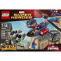 Lego Marvel Super Heroes 76016 Spider-man Helicopter Rescue