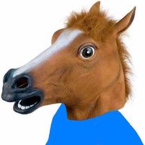 Máscara De Cabeça De Cavalo Harlem Shake Pronta Entrega