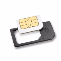 Adaptador De Micro Sim A Sim, Ipad , Iphone 4g