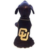 Vestido Para Perro Ncaa Colorado Búfalos Vestido De Perro D