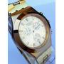 Hermosos Reloj Dorado Plateado De Acero Para Damas<br><strong class='ch-price reputation-tooltip-price'>Bs. 34.999<sup>00</sup></strong>