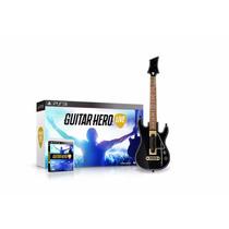 Guitar Hero Live Bundle Playstation Ps3 - Nota Fiscal