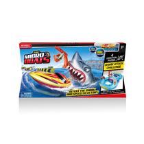 Pista Bote Zuru Micro Boat (el Ataque Del Tiburon)