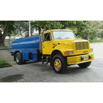 Servicios De Agua Potable En Camiones Cisterna