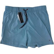 Shorts Bermuda Tommy Hilfiger De Banho Praia Original + Nota