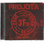 Projota - Ao Vivo (cd Original Lanc.maio 2016)