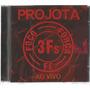 Projota - Ao Vivo (cd Original Lanc.maio 2016)
