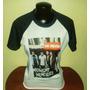 One Direction Midnight Memories Franela Talla S Nueva