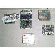 Placas Wifi Wireless Notebook Netbook Vários Modelos Goiania