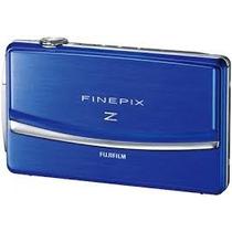 Câmera Digital Fuji Finepix Z90 14mp C/ 5x Zoom Óptico Touch