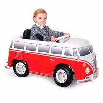 Mini Veículo Brinquedos Bandeirante Kombi R/c - El 6v