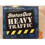 Cd Status Quo Uk Special Edition Heavy Traffic Digipack Raro