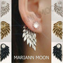 Ear Cuff Solitarios Mariann Moon