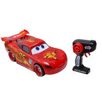 Auto Cars Rayo Mcqueen A Control Remoto Con Luces, Esc. 1:10