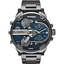 Relógio Masculino Diesel Original Luxo Dz7331/1an Esportivo