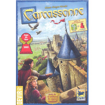 Jogo Tabuleiro Carcassonne Segunda Edição Original Devir