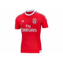 Jersey Playera De Futbol Benfica 2016 Adidas