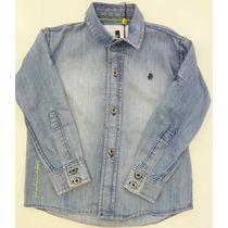 Camisa Paco Kids Jeans.