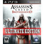 Assassins Creed Brotherhood Ultimate + Dlc | Mza Games | Ps3