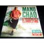 Manu Chao - Clandestino 2 Vinilos + Cd Re-edición 2013 Nuevo