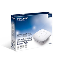 Access Point N600 Sem Fio Gigabit Auranet Eap220 Tp-link