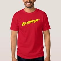 Playera Baywatch Guardian De La Bahia Envío Gratis En El Df