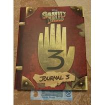 Diario 3 Gravity Falls Dipper Mabel Journal 3 Original *stk
