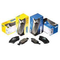 Pastilha Dianteira Bendix Ford Escort 1.6 1.8 Sw 97/ Hq2106