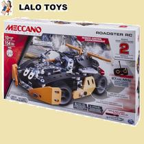 Meccano Roadster Radio Control 154 Piezas Lalo 91780