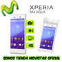 Telefono Celu Sony Xperia M4 Aqua Liberado Tienda Movistar