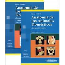 Anatomía De Los Animales Domésticos Tomo 2 - Konig Y Liebich