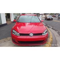 Volkswagen Golf 1.4 Tsi Manual Entrega Ya Financ En Pesos