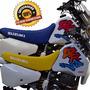 Funda Tanque Y Asiento Premium Dr 350 Año 1992 Fmx Covers