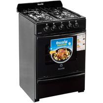 Cocina Escorial 56 Cm Escorial Master Black S/autolimp