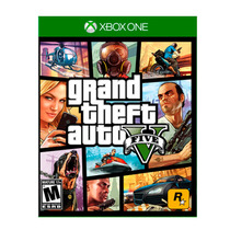 Juego Xbox One Game Gta V Ibushak Gaming